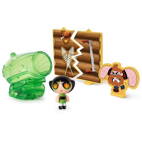 Powerpuff girls set power pod buttercup - Jucarii copilasi - Figurine pop