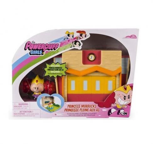 Ppg Pys Set De Joaca Mini Action Playset - Jucarii copilasi - Figurine pop