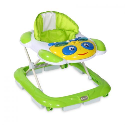 Premergator bw-12 happy cu eurobaza - green - Plimbare bebe - Premergator copii