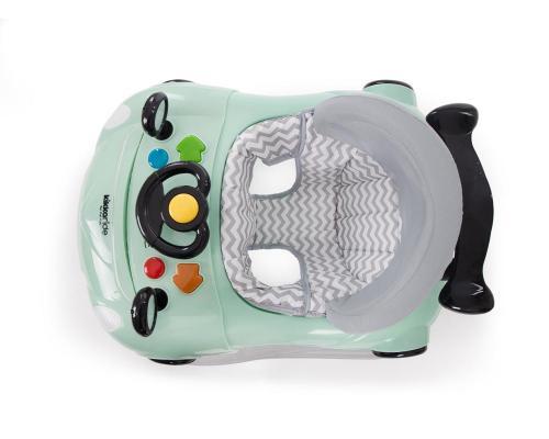 Premergator Car Mint - Plimbare bebe - Premergator copii