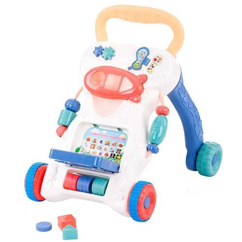 Premergator Chipolino Learn and Play - Plimbare bebe - Premergator copii