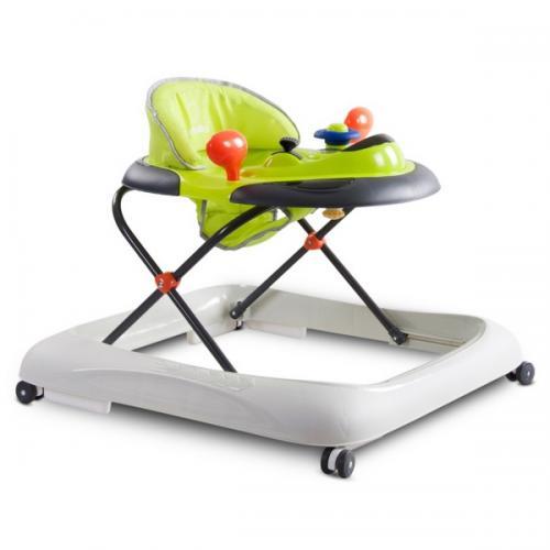 Premergator sun baby cu sunete si lumini 019 - lemon grey - Plimbare bebe - Premergator copii