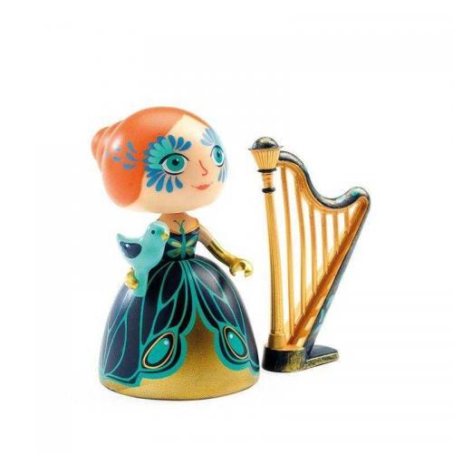 Printesa elisa cu harpa - Jucarii copilasi -
