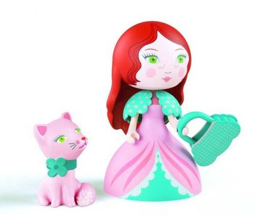 Printesa rosa & pisicuta - Jucarii copilasi -