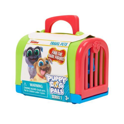 PUPPY DOG PALS SET CU FIGURINA SURPRIZA - Green - Jucarii copilasi - Figurine pop