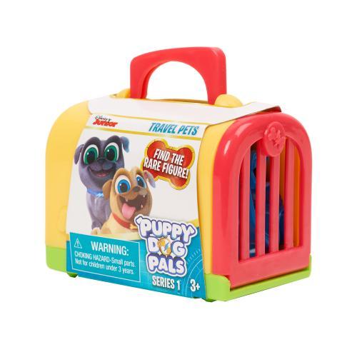 PUPPY DOG PALS SET CU FIGURINA SURPRIZA - Yellow - Jucarii copilasi - Figurine pop