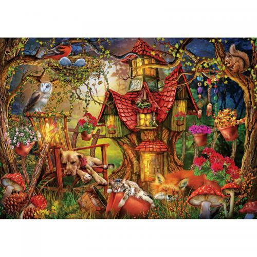 Puzzle 1000 piese - Sleepy Time - Jocuri pentru copii - Jocuri cu puzzle