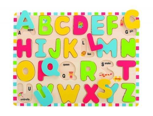 Puzzle ABC - Jocuri pentru copii - Jocuri cu puzzle