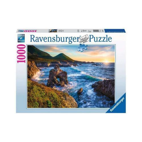 Puzzle Apus - 1000 Piese - Jocuri pentru copii - Jocuri cu puzzle
