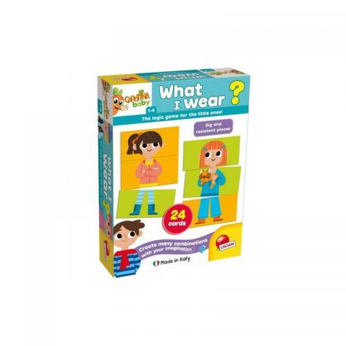 Puzzle bebelusi - imbracaminte amuzanta - Jocuri pentru copii - Jocuri cu puzzle
