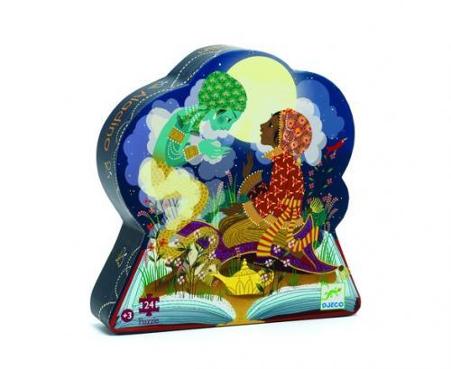 Puzzle djeco - aladin - Jocuri pentru copii - Jocuri cu puzzle