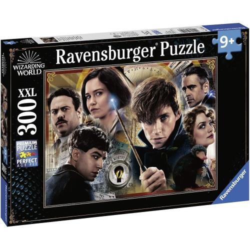 Puzzle Fantastic Beasts - 300 Piese - Jocuri pentru copii - Jocuri cu puzzle