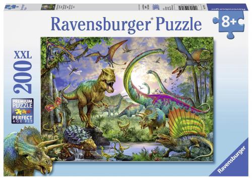 Puzzle Giganti - 200 piese - Jocuri pentru copii - Jocuri cu puzzle