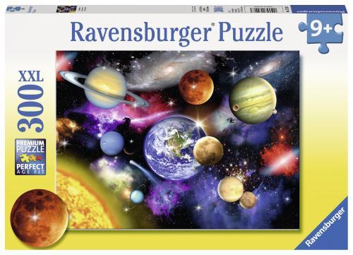 Puzzle Sistemul Solar - 300 piese - Jocuri pentru copii - Jocuri cu puzzle