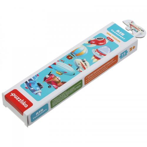 """Puzzle """"transport aerian"""" - Jocuri pentru copii - Jocuri cu puzzle"""
