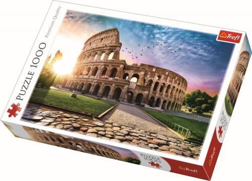 Puzzle trefl 1000 coloseum - Jocuri pentru copii - Jocuri cu puzzle