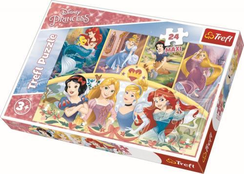 Puzzle trefl 24 maxi amintiri magice - Jocuri pentru copii - Jocuri cu puzzle