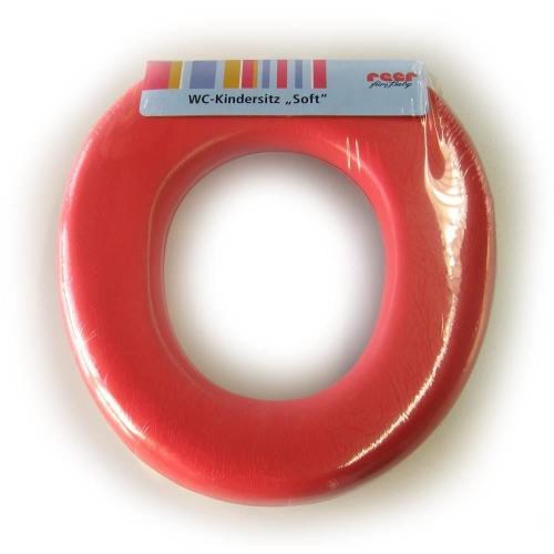 Reductor toaleta buretat rosu REER 48112 - Igiena ingrijire - Olita bebe