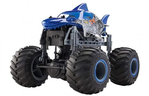 REVELL RC Monster Truck Big Shark - Jucarii copilasi - Jucarii telecomanda