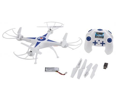 REVELL RC Quadcopter GO!stunt - Jucarii copilasi - Jucarii telecomanda