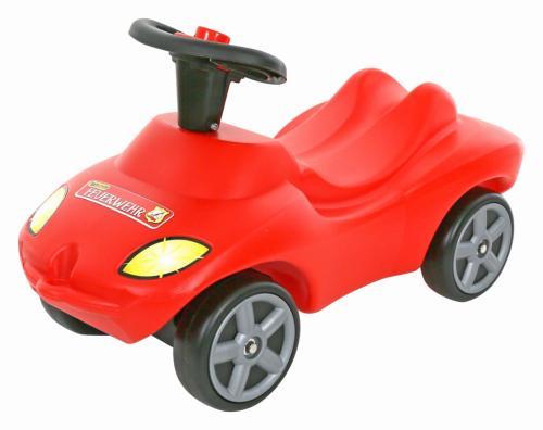 Ride-on interventii pompieri cu sunete - Wader - Plimbare bebe - Masinute fara pedale