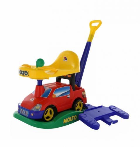 Ride-on masina Pickup 5 in 1 - Molto - Plimbare bebe - Masinute fara pedale