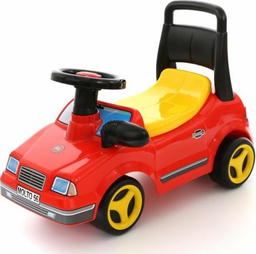 Ride-on masina sport - Molto - Plimbare bebe - Masinute fara pedale
