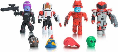 Roblox Blister 4 Figurine Interschimbabile - Star Commandos - Jucarii copilasi - Figurine pop