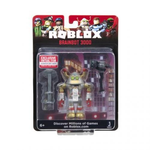Roblox Figurina S7 - Brainbot 3000 - Jucarii copilasi - Figurine pop