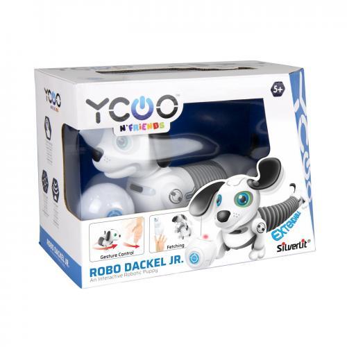 Robot electronic catel dackel junior - Jucarii copilasi - Avioane jucarie