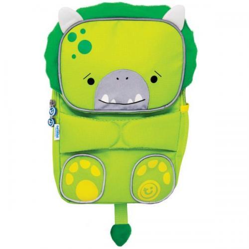 Rucsac trunki toddlepak backpack dino - verde - Rechizite - Ghiozdane si trolere