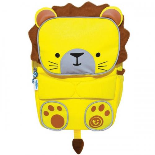 Rucsac trunki toddlepak backpack leeroy - galben - Rechizite - Ghiozdane si trolere