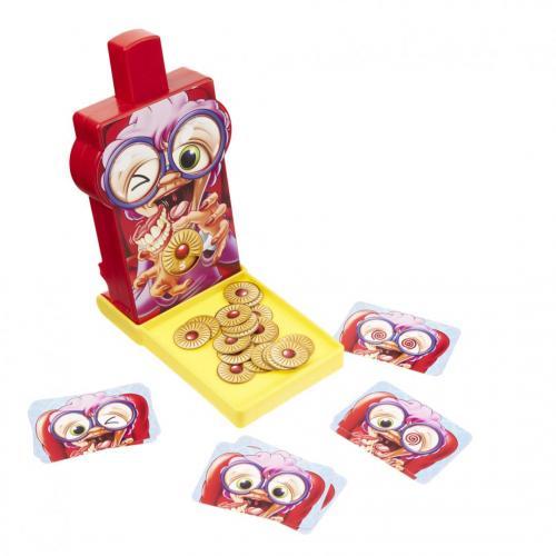 Ruleta bunicutei pofticoase - Jocuri pentru copii - Jocuri societate