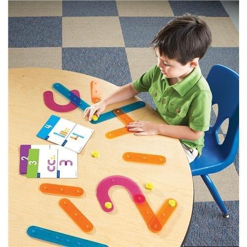 Sa Construim Cifrele! - Jocuri pentru copii - Jocuri matematica