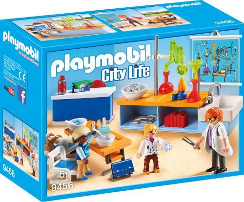 Sala De Chimie - Jucarii Playmobil -