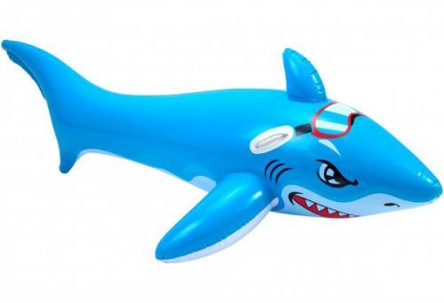Saltea inot rechin Globo - Jucarii copilasi - Jucarii gonflabile