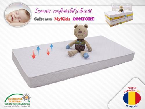 Saltea MyKids Cocos Confort II 127x63x10 cm - Camera bebelusului - Saltea patut
