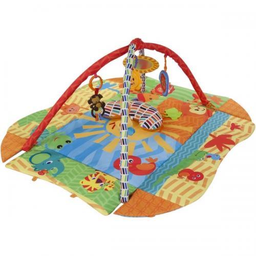 Salteluta de joaca sun baby 025 sunshine - Camera bebelusului - Saltea de joaca