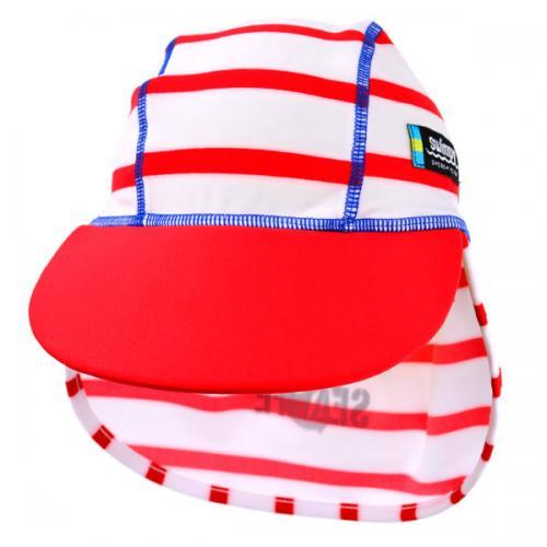 Sapca SeaLife red 2-4 ani protectie UV Swimpy - Plimbare bebe -