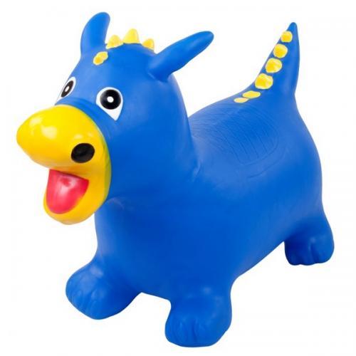 Saritor gonflabil sun baby 005 blue dragon - Jucarii copilasi - Jucarii gonflabile