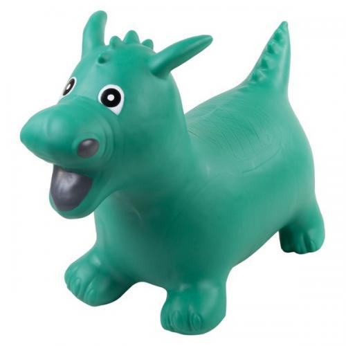 Saritor gonflabil sun baby 005 green dragon - Jucarii copilasi - Jucarii gonflabile