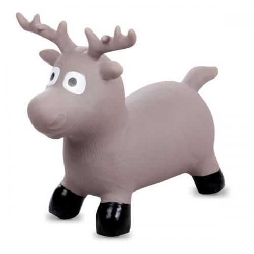 Saritor gonflabil sun baby 016 grey reindeer - Jucarii copilasi - Jucarii gonflabile