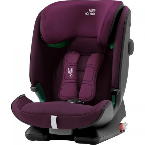 Scaun auto Advansafix I-size Burgundy Red Britax-Romer 2020 - Scaune auto copii - Scune cu isofix