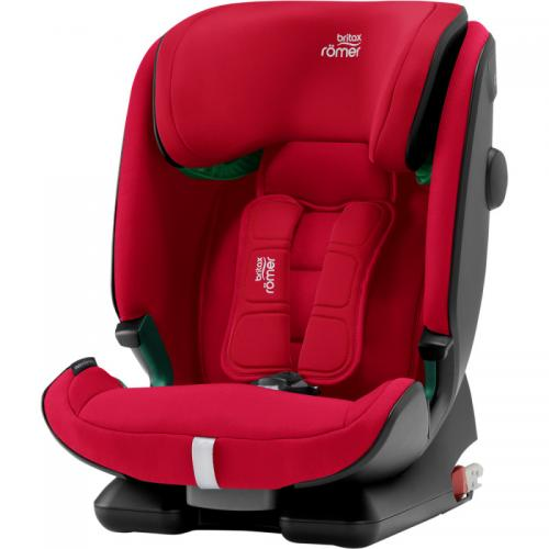Scaun auto Advansafix I-size Fire red Britax-Romer 2020 - Scaune auto copii - Scune cu isofix