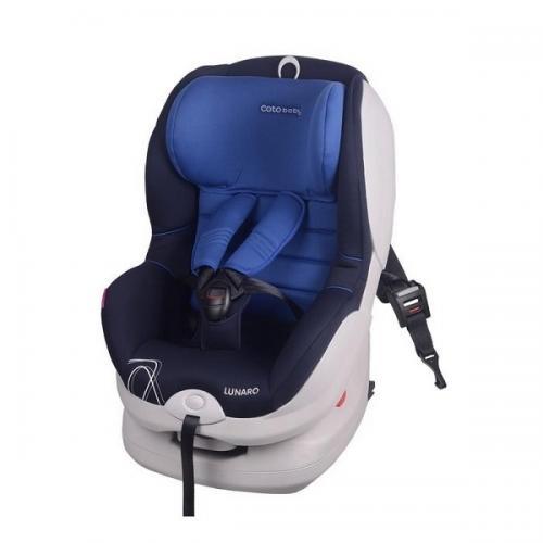Scaun auto coto baby lunaro isofix 9-18 kg blue - Scaune auto copii - Scaun auto 9-18 Kg