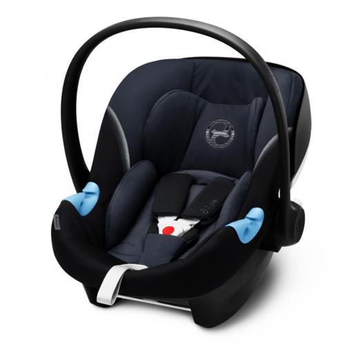 Scaun Auto Cybex Aton M i-Size - Granite Black - Carucior bebe - Accesorii carut