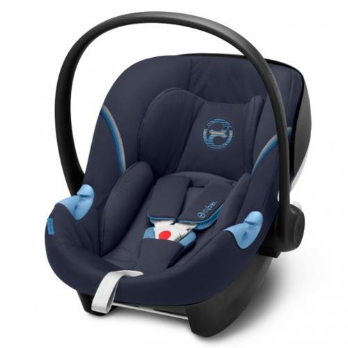 Scaun Auto Cybex Aton M i-Size - Navy Blue - Carucior bebe - Accesorii carut