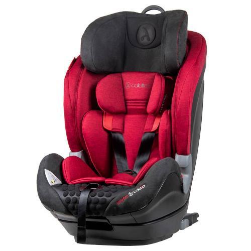 Scaun auto Impero cu Isofix si Top Tether 9-36 Kg red Coletto - Scaune auto copii - Scune cu isofix