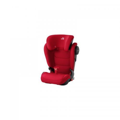 Scaun auto KIDFIX III M Fire Red Britax-Romer - Scaune auto copii - Scune cu isofix