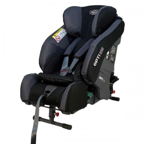 Scaun auto klippan opti129 i-size rearfacing 125 cm/32 kg sport - Scaune auto copii - Rear facing